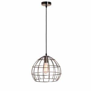 Collectione Hanglamp DANA 30 cm Nikkel Satijn