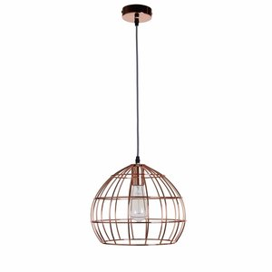 Collectione Hanglamp DANA 30 cm Koper