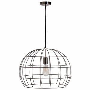 Collectione Hanglamp DANA 50 cm Nikkel Satijn