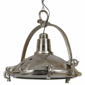Collectione Hanglamp ALBERICO 60 cm Ruw Nikkel