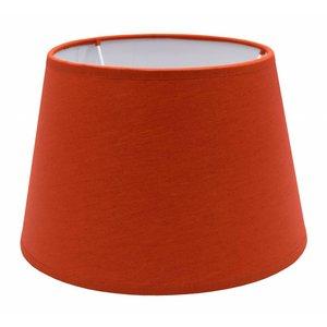 RamLux Lampenkap 20 cm Drum CHINTZ Terracotta