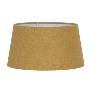 Light & Living Lampenkap 30 cm N-Drum LIVIGNO Okergeel