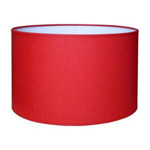 RamLux Lampenkap 15 cm Cilinder CHINTZ Rood