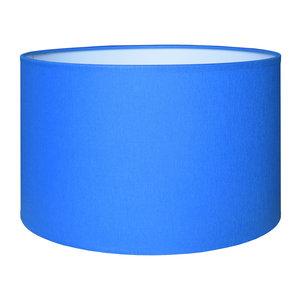 RamLux Lampenkap 15 cm Cilinder CHINTZ Blauw