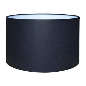 RamLux Lampenkap 15 cm Cilinder CHINTZ Zwart