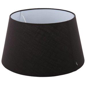 Collectione Lampenkap 35 cm Drum AVANTGARDA Zwart