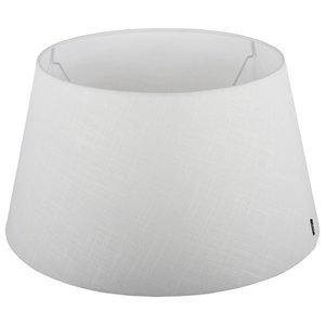 Collectione Lampenkap 40 cm Drum AVANTGARDA Wit