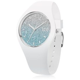 Ice Watch I W Sili Ice Lo - white blue small - 3H