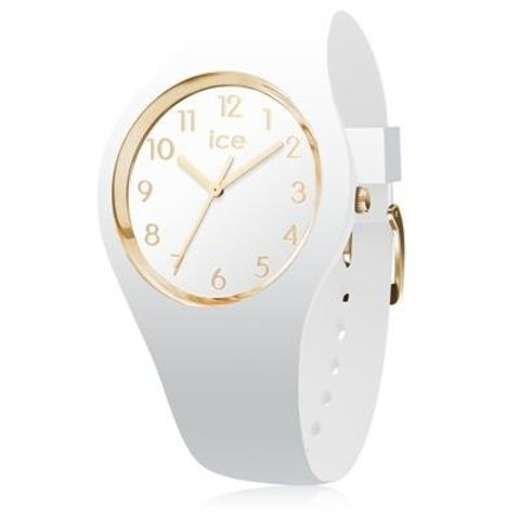 I W Ice Glam - white/gold - small