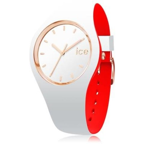 I W Ice Loulou - White/Pink/Rose Gold - Small