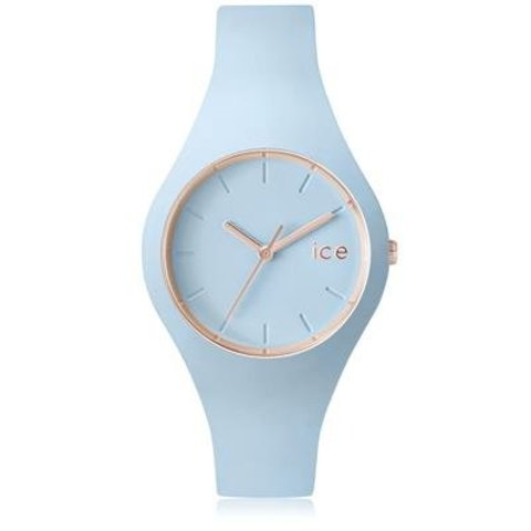 I W Ice Glam - blue/rose gold - small