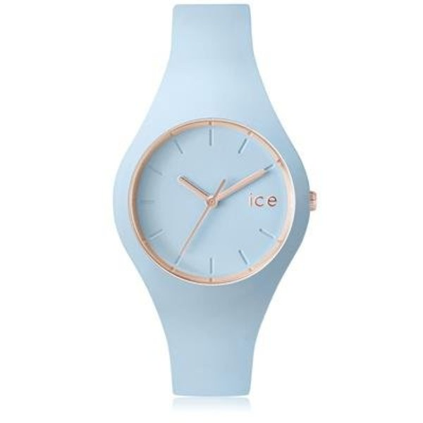Ice Watch Ice Watch Ice Glam - blauw/rose gold- small