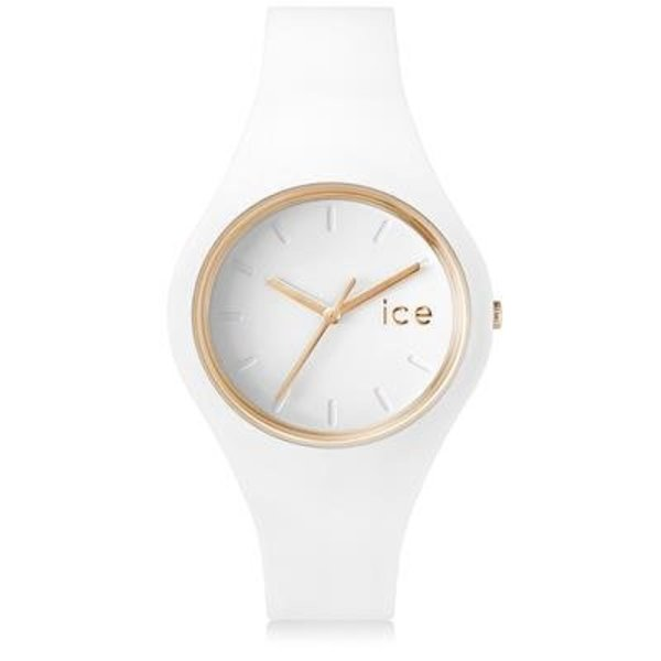 Ice Watch Ice Watch Ice Glam - wit/ gold- small