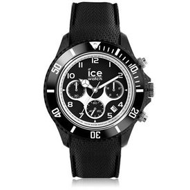 Ice Watch I W Sili Ice Sixty Dune  - black - extra large