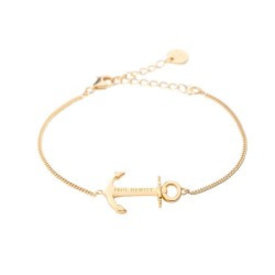 Paul Hewitt Paul Hewitt armband:  goud