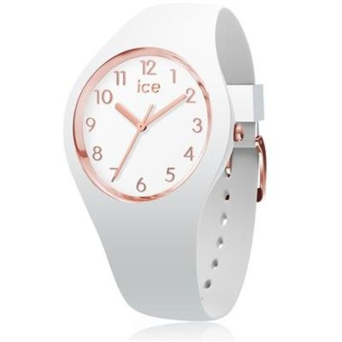 I W Ice glam White Rose Gold Small