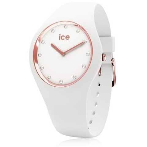 I W Ice cosmos White Rose-Gold Small