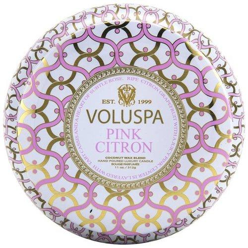 Voluspa Voluspa Maison Blanc Pink Citron
