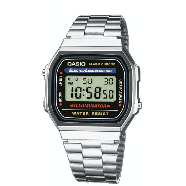 Casio Casio Horloge A168WA-1YES