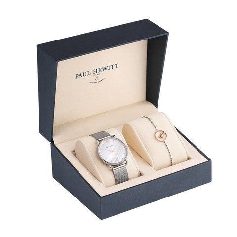 Paul Hewitt horloge + armband