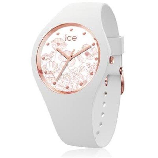 Ice Watch I W Ice flower - spring white - small