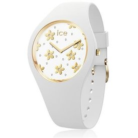 Ice Watch I W Ice flower -precious white - medium