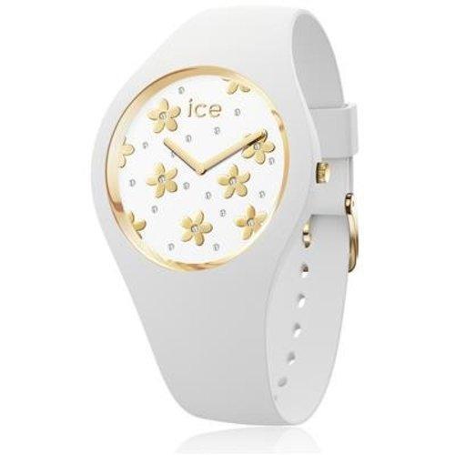 Ice Watch I W Ice flower -precious white - medium