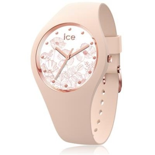 Ice Watch I W Ice flower - Spring nude - small