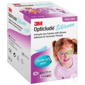 3M Opticlude: girls
