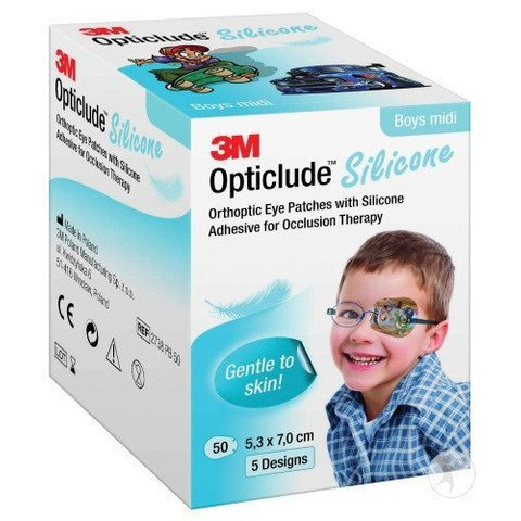 3M Opticlude: boys