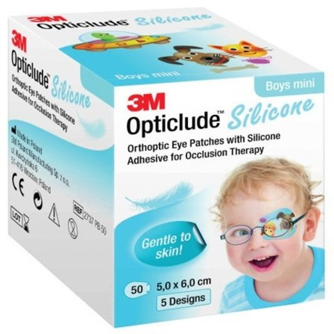 3M Opticlude: jongens