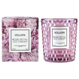 Voluspa Voluspa Candle colored glasses