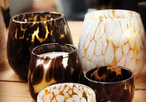 Menza scented candles