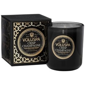 Voluspa Voluspa Candle glass