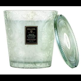 Voluspa Voluspa geurkaars 3 wieken glas