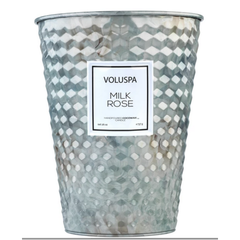 Voluspa Candle 2 wick tin