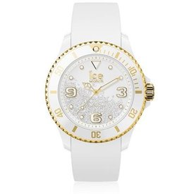 Ice Watch I W ICE crystal - White gold - Smooth - Medium - 3H