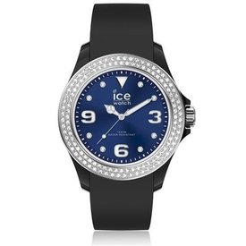 Ice Watch I W ICE star - Black deep blue - Smooth - Small - 3H