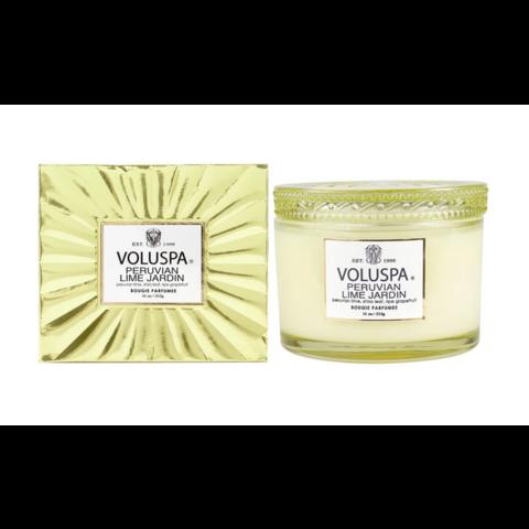 Voluspa Candle small Glass