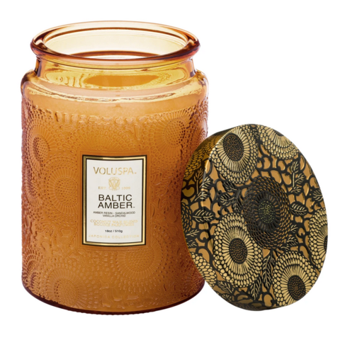 Voluspa Candle big jar