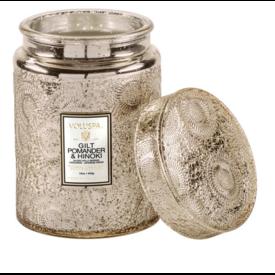 Voluspa Voluspa Candle big jar with glass lid