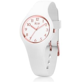 Ice Watch I W Ice Glam - wit/rose gold - extra small