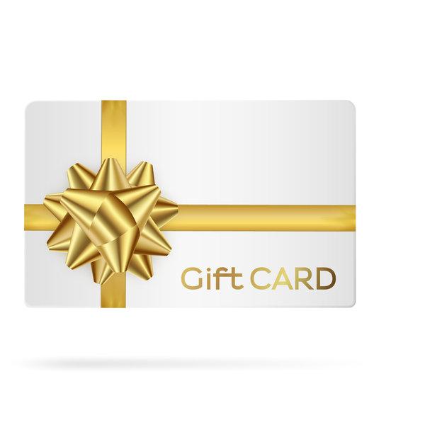 Gift card 25 euro