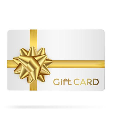 Gift card 150 euro