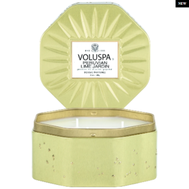 Voluspa Voluspa Candle octagon