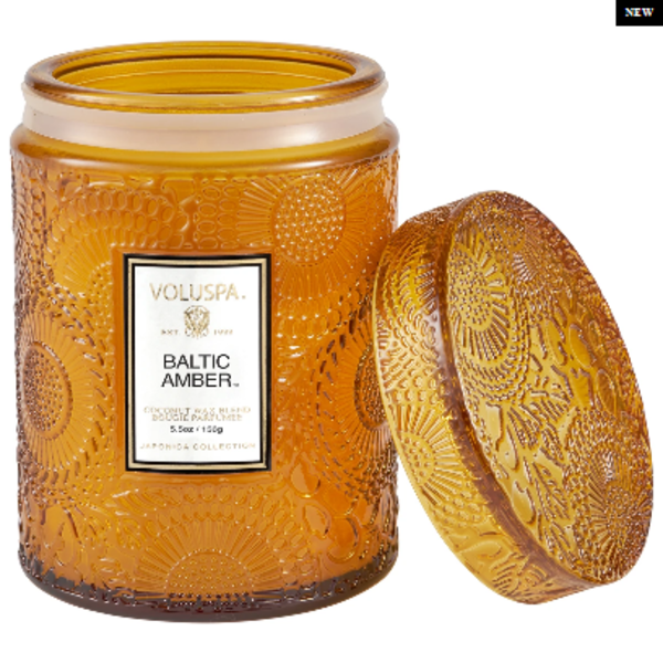 Voluspa Voluspa Baltic Amber