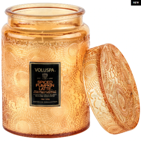 Voluspa Voluspa geurkaars Groot Glas