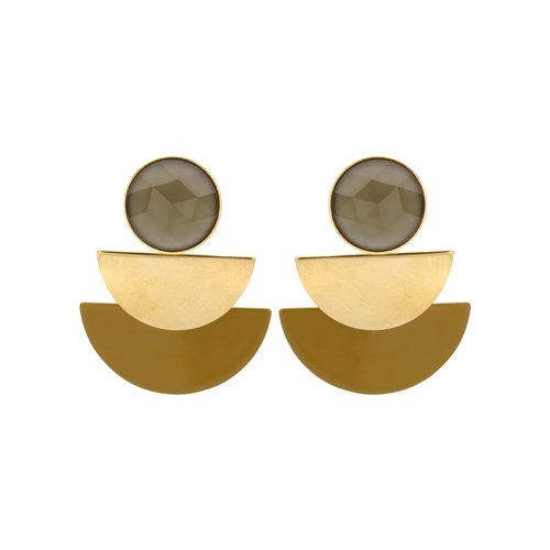 Souvenir de pomme Duo Moon Mustard