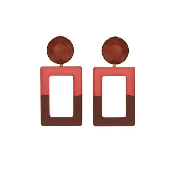 Souvenir de pomme Mary Small Duo Marsala