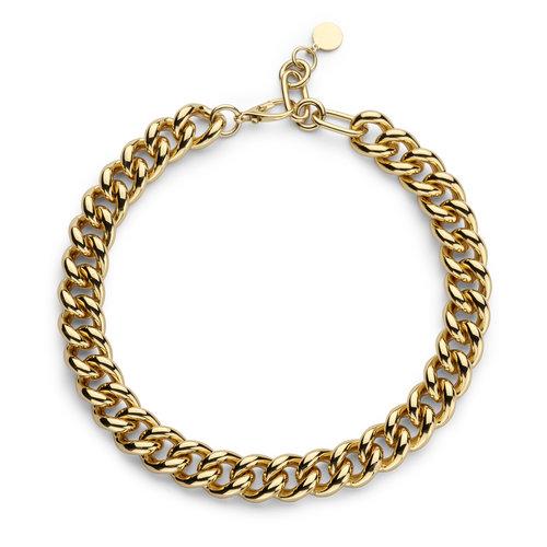 Souvenir de pomme Gourmet Small Chain Gold